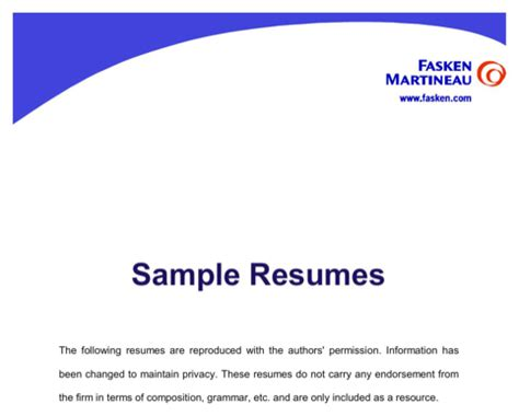 Sample computer experience on resume